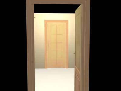 ฮวงจุ้ย ประตูห้องนอน