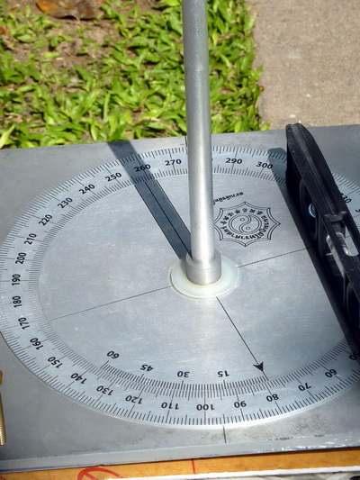 จานวัดแสงอาทิตย์